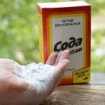 Применение соды при геморрое: полезные свойства и основные правила