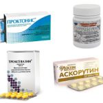Эффективные и недорогие таблетки от геморроя: особенности описание