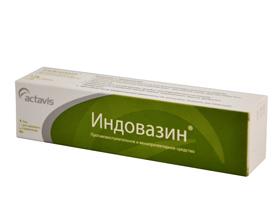Индовазин от геморроя: описание препарата, инструкция, отзывы