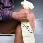 Как правильно ходить в туалет после операции на геморрой: основные правила