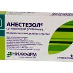 Свечи Анестезол при геморрое: состав, инструкция по применению, отзывы