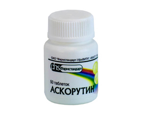 Аскорутин при геморрое: состав, особенности применения, отзывы