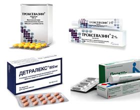 Применение венотоников при геморрое: какой лучше выбрать и что нужно знать