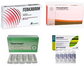 Недорогие и эффективные свечи для лечения наружного геморроя