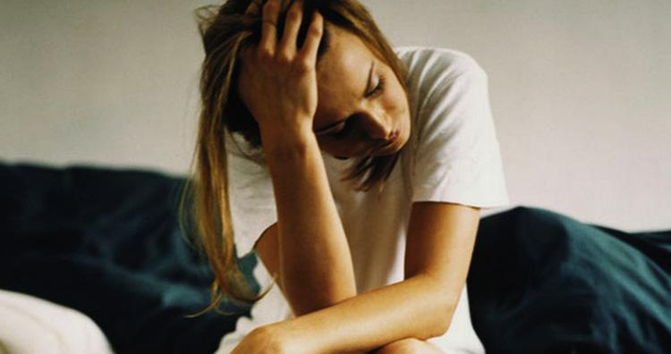 У женщины психологические проблемы